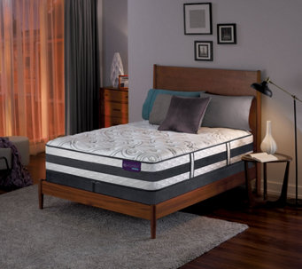 Serta iComfort Hybrid Applause II Split QN Plush Mattress Set - H209246