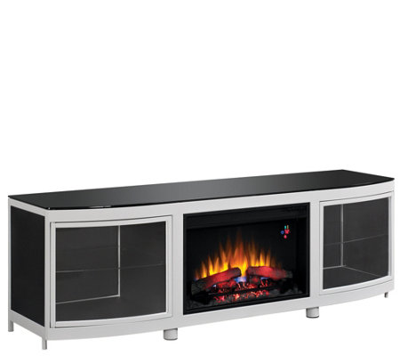 Bell'O Gotham Infrared Electric Fireplace MediaHeater
