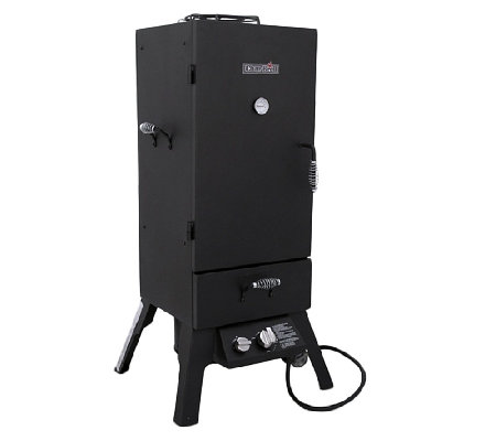 Char-Broil Vertical Gas Smoker and Barbecue Oven