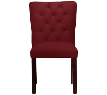 Skyline Furniture Tufted Mor Dining Chair - H288047