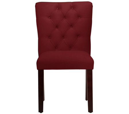 Skyline Furniture Tufted Mor Dining Chair