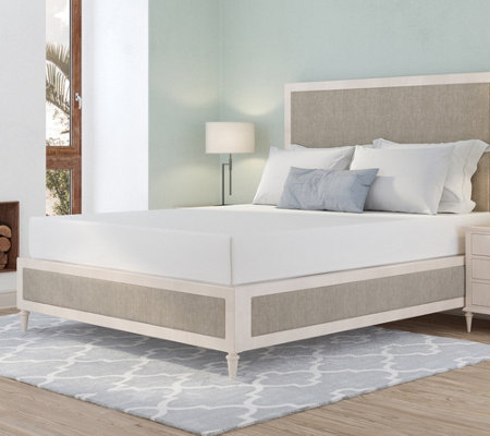 "PedicSolutions Essentials 9"" Basic Memory FoamQueen Mattress"