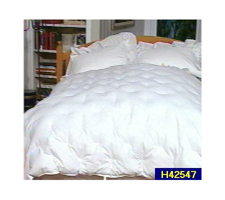 tonal comforter back down air presentation damask product to nights reversible northern kg on video