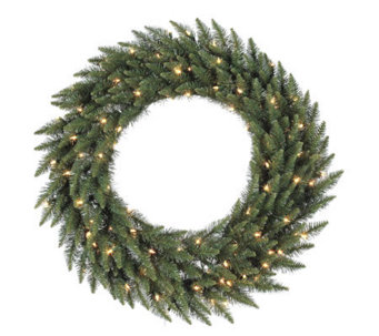 "36"" Camdon Fir Wreath by Vickerman - H155148"