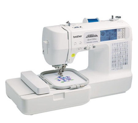 Brother LB6800-PRW Project Runway Sewing/Embroidery Machine