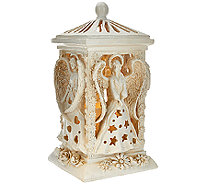 Four Sided Illuminated Angel Lantern by Home Reflections - H205648