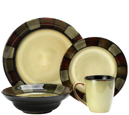 Pfaltzgraff Everyday Taos 16-pc Dinnerware set