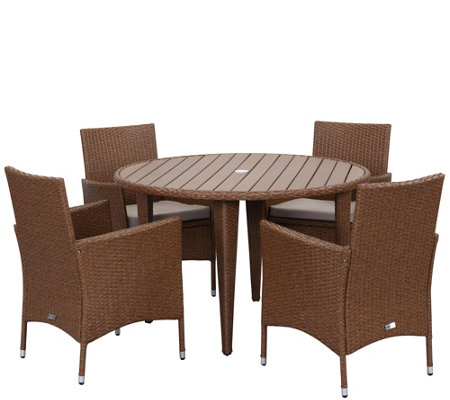 Cooley 5-Piece Outdoor Set