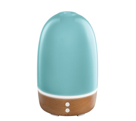 HoMedics Ellia Thrive Aromatherapy Diffuser w/ Essential Oils