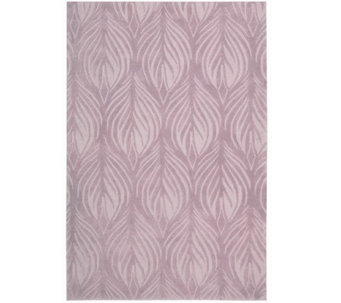 "Home Reflections Handtufted 7'3"" x 9'3"" BloomsRug - H350048"