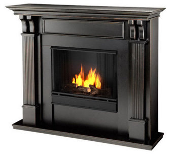 Frigidaire Real Flame Ashley Gel Fuel Fireplace - H363048