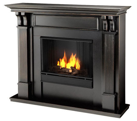 real flame ashley gel fuel fireplace - Gel Fuel Fireplace