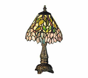 "Tiffany Styled 13""H Wisteria Lamp - H58148"