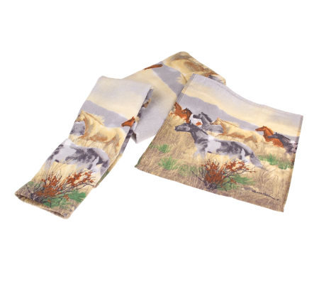 Hautman Brothers Band of Thunder Set of 3 Towels