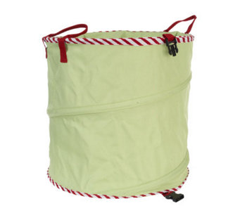 Collapsible Barrel Airblown Storage Bag - H16749