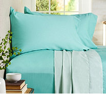Northern Nights 500TC 100% Cotton Reversible Sheet Set - H211949