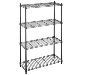Whitmor Supreme 4-Tier Shelving Unit - H280749