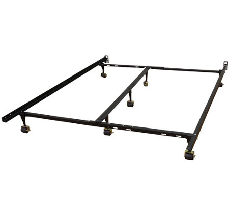 Hercules Universal Adjustable Metal Bed Frame