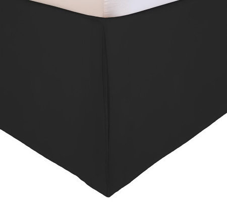 Veratex Hike-Up-Your-Skirt 3-Piece Adjustable Queen Bedskirt