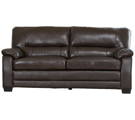 Abbyson Living Brentwood Leather Sofa
