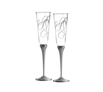 Mikasa Love Story Toasting Flutes - H358449