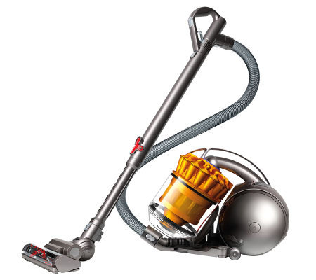 Dyson DC39MF Multi-Floor Canister Vacuum Cleaner