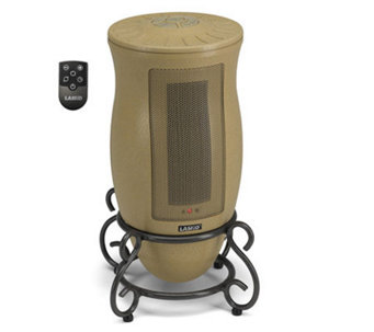 Lasko Designer Series Oscillating Ceramic Heater with Remote - H149050