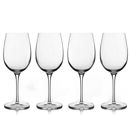 Luigi Bormioli 20-oz Bordeaux Wine Glasses - Set of 4