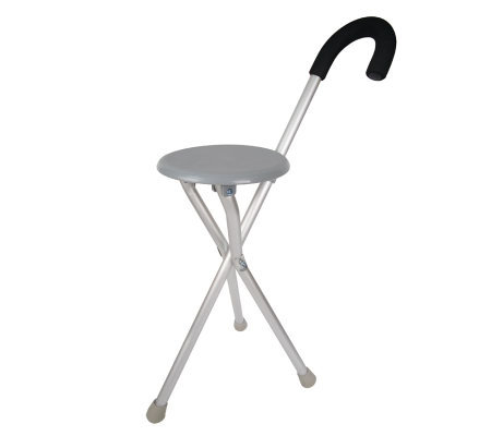 Travelon Walking Seat and Cane-In-One
