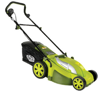 "Sun Joe 17"" Electric 13-Amp Lawn Mower/Mulcher - H179150"