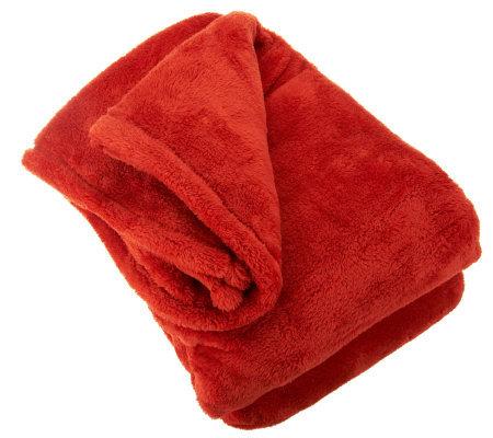 Berkshire Blanket Shearling Ultra Plush Blanket - Page 1 — QVC.com