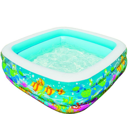 Intex Clearview Aquarium Pool