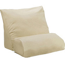 Contour 4-Way Flip Back Support Pillow Fitted Cover - H294950
