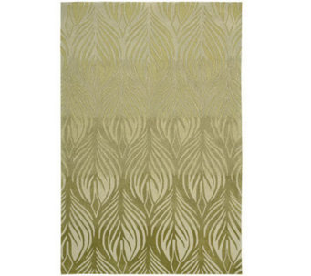 "Home Reflections Handtufted 8' x 10'6"" Blooms Rug - H350050"