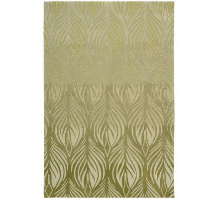 "Home Reflections Handtufted 8' x 10'6"" Blooms Rug"
