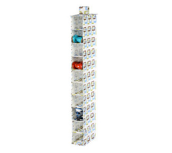 Honey-Can-Do 10-shelf Hanging Shoe Organizer -Multicolor - H356950