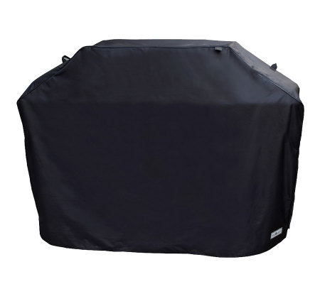 "Sure Fit 65"" Premium Large Grill Cover - Black"