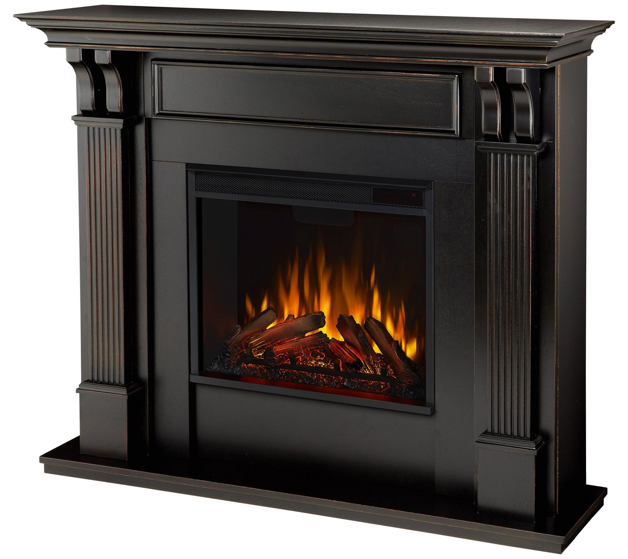 Real Flame — For the Home — QVC.com
