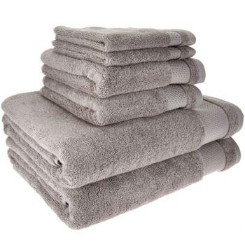 Scott Living 100% Hygro Cotton 6 Piece Towel Set