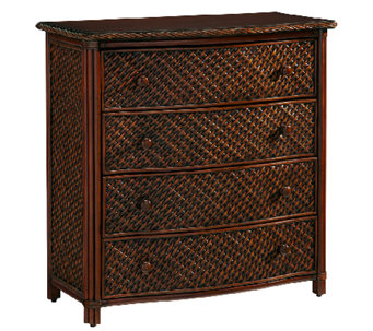 Home Styles Marco Island Drawer Chest Refined Cinnamon Finish - H282851