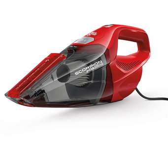 Dirt Devil SD20005RED Scorpion Quick Flip CordHandheld Vacuum - H284251