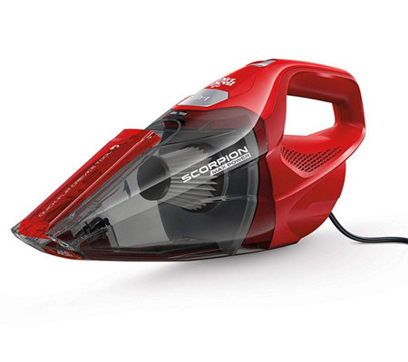 Dirt Devil SD20005RED Scorpion Quick Flip CordHandheld Vacuum