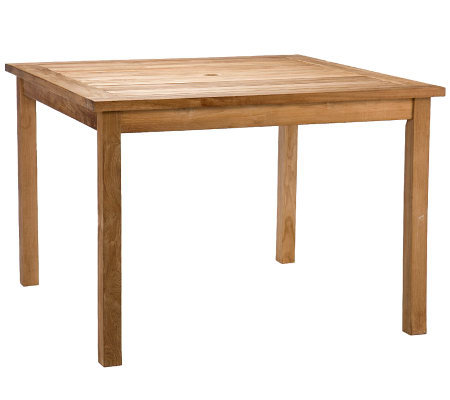 Miller Square Outdoor Dining Table