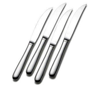 Basic Set of 4 Steak Knives by Towle - H366751