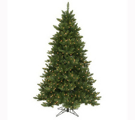 6-1/2' Camdon Fir Tree by Vickerman