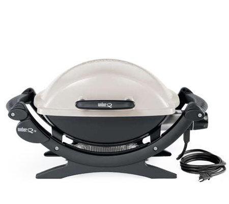 weber q 140 electric grill. Black Bedroom Furniture Sets. Home Design Ideas