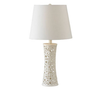 Kenroy Home Glover Table Lamp - H181552