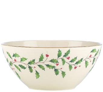 "Lenox Holiday 7"" Serving Bowl - H284452"