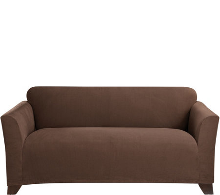 Sure Fit Stretch Morgan Love Seat Slipcover