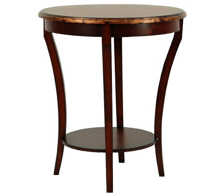 Harrison Beidermeir Round Side Table